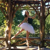 Good luck Nicole at Bolshoi NYC and ABT California this summer! Have a great year at UNCSA!